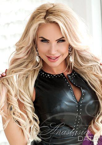 Ukrainian glamour model Oleksandra from Kiev, 32 yo, hair ...